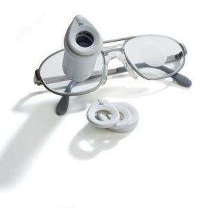 telescopic spectacles