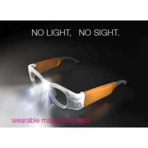 Wearable Magnifiers